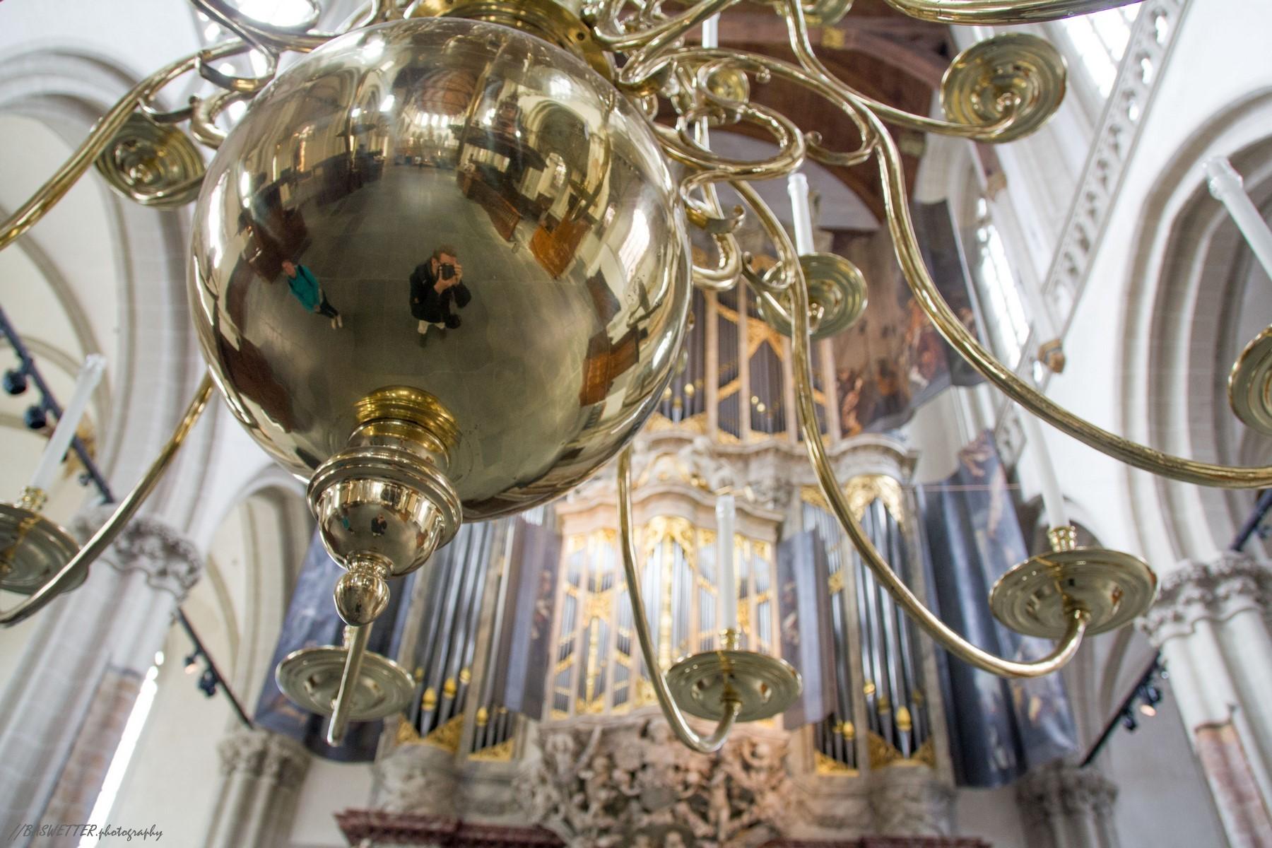 Zelfreflectie in de Nieuwe Kerk in Amsterdam