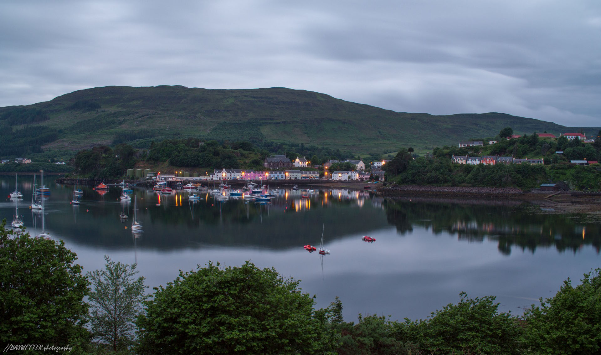 Isle of Skye - Portree